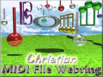 Homepage of the Christian MIDI File Webring